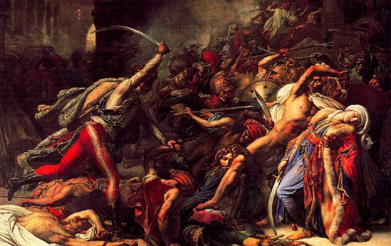 Trioson The Cairo Insurgents 1810