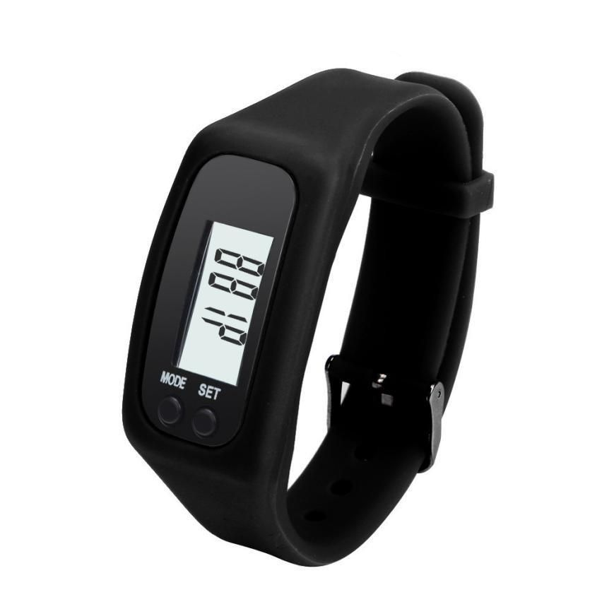 Bluetooth Digital Calorie Counter Sports Distance
