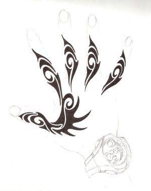 Pin By Jessica Eurus On Ideya Tatuirovki Tribal Hand Tattoos Hand Tattoos Henna Designs Hand