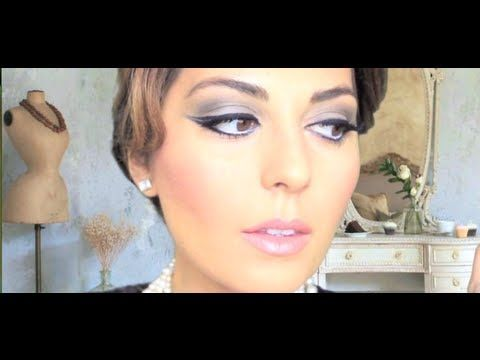 Love This Look And Video Vintage 1960s Makeup Tutorial Nyx