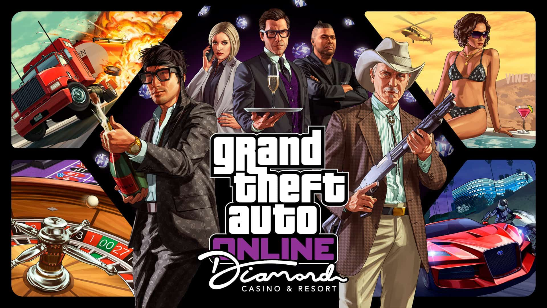 Gta Online Diamond Casino Dlc Guide Gta Online Online Casino
