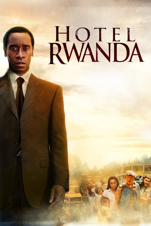 Hotel Rwanda - Of -time Favorites Film