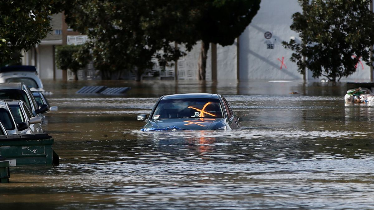 California S Next Megaflood Would Be Worse Than Eight Hurricane Katrinas Hurricane Katrina California San Jose California