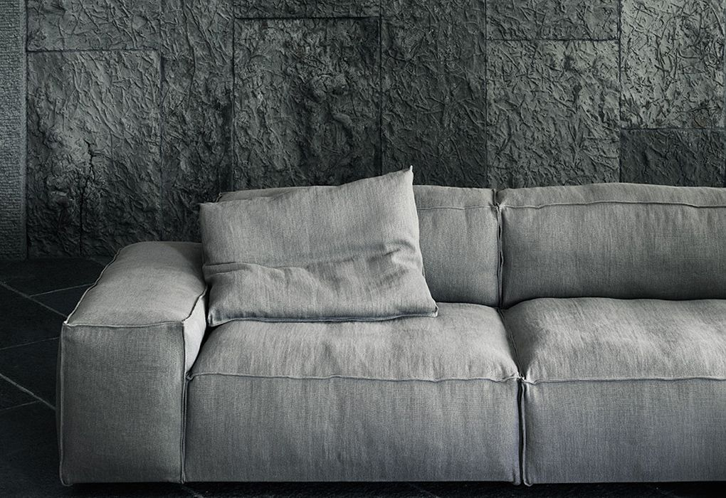 Samuel Design Divani.Neowall Sofa Designed By Piero Lissoni At Twentytwentyone