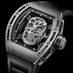 Richard Mille Tourbillon RM 052 'Skull' Watch