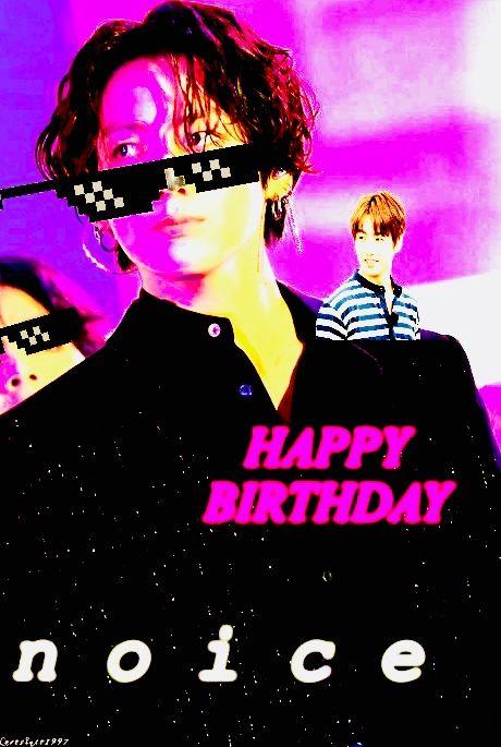 happy birthday jungkook #happybirthdayjungkook