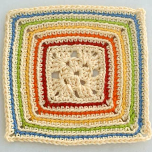 The Best Easy, Free Granny Square Crochet Patterns | Internet ...