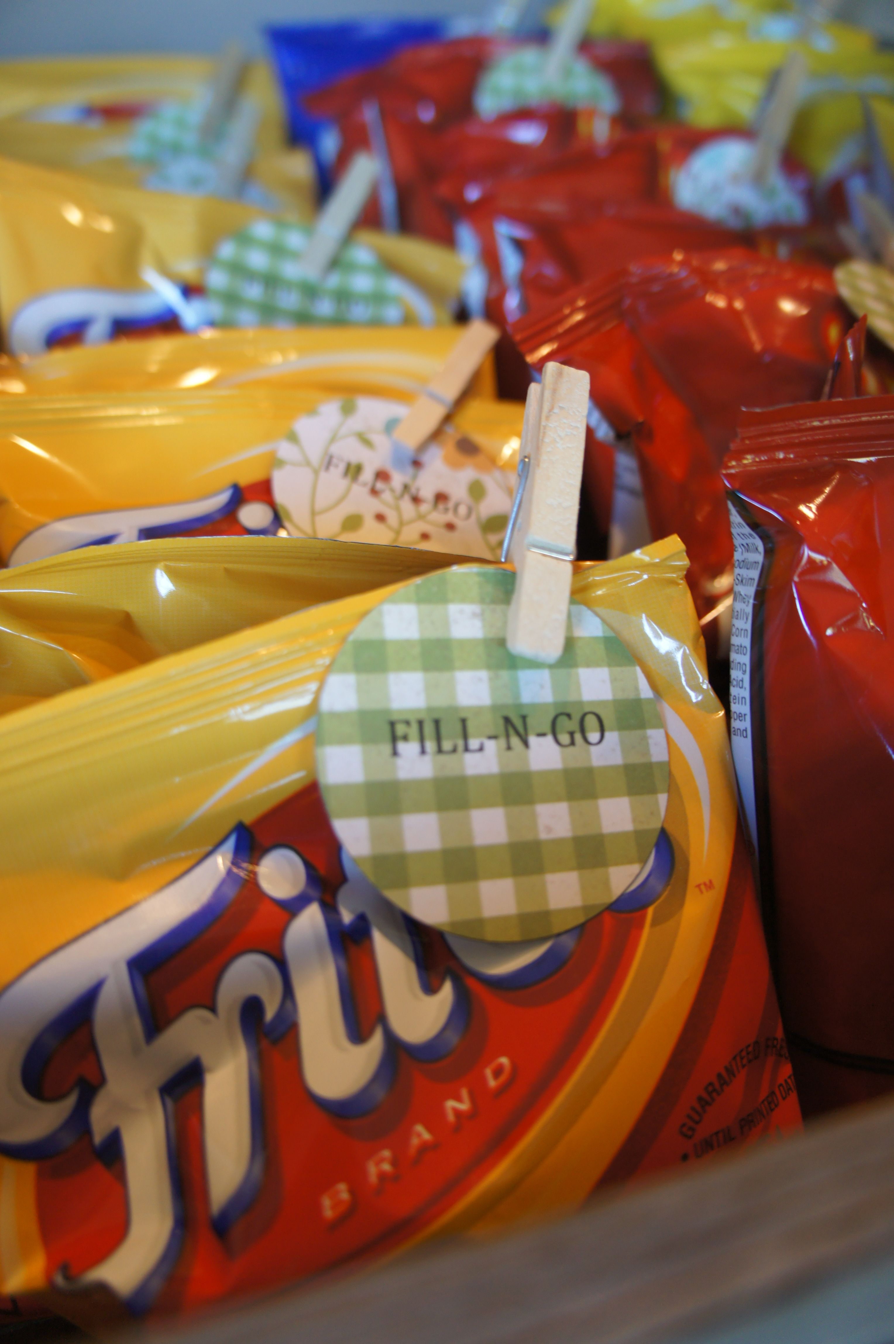 Chili Bar Fill-N-Go Bags