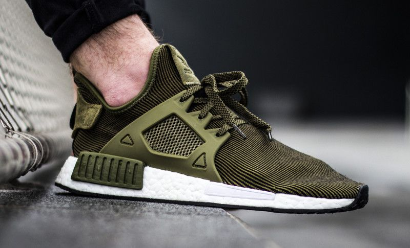 Adidas NMD XR1 Olive | Sole Collector