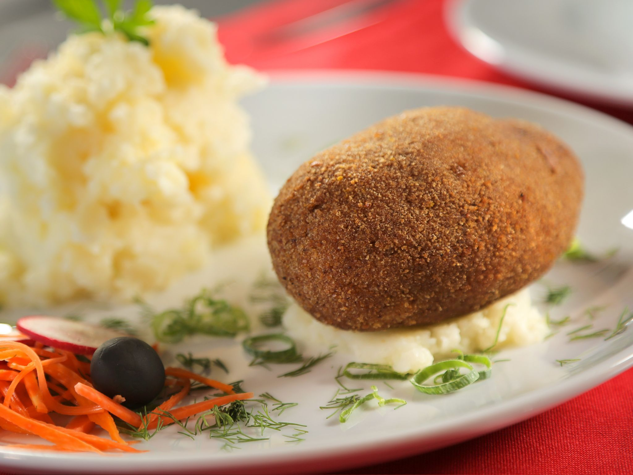 Chicken Kiev €� Nazdarovie : A Log Of Aromatized Butter Is Frozen, Then  Wrapped With