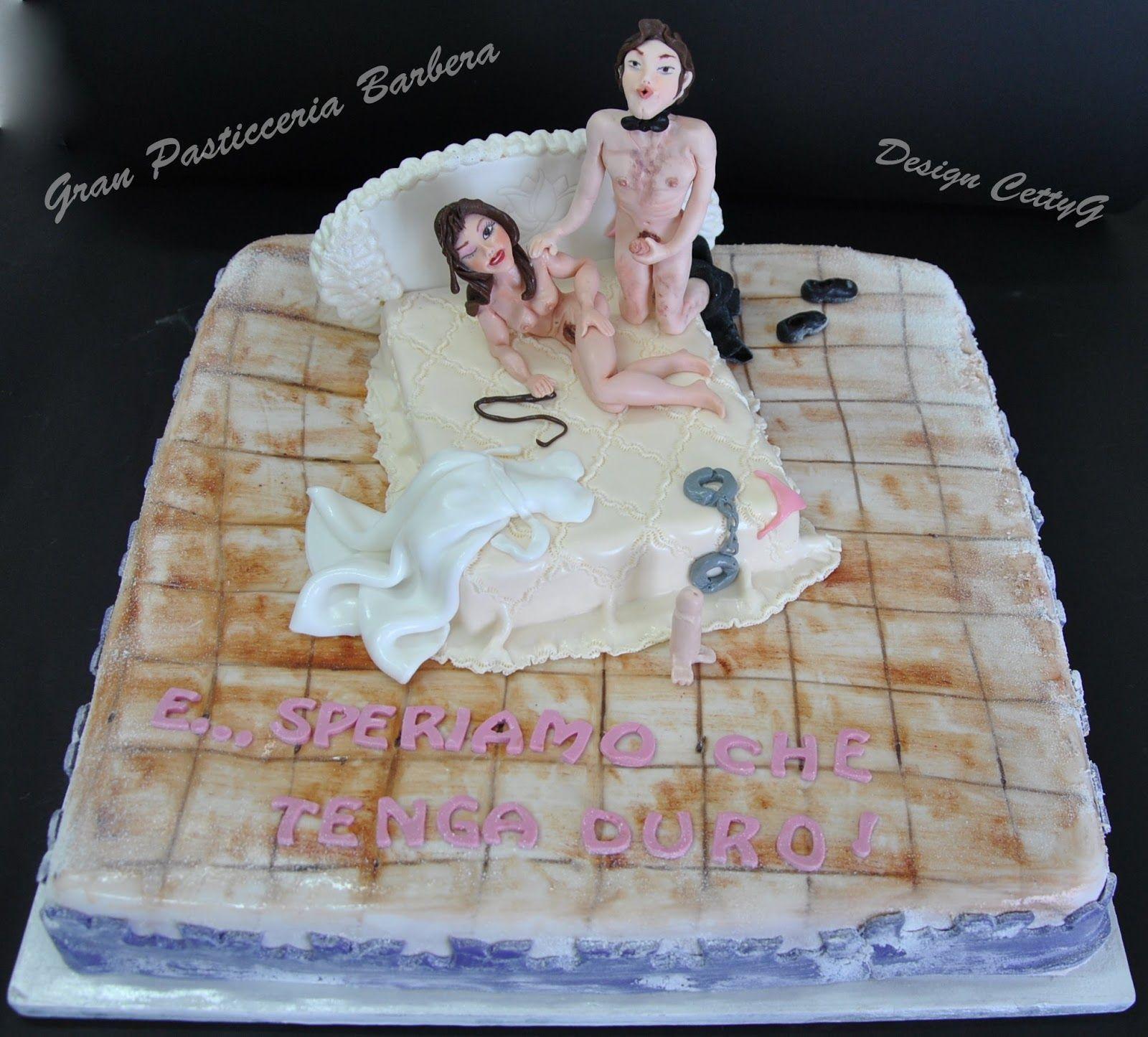 Le Torte Decorate Di Cettyg Addio Al Celibatonubilato