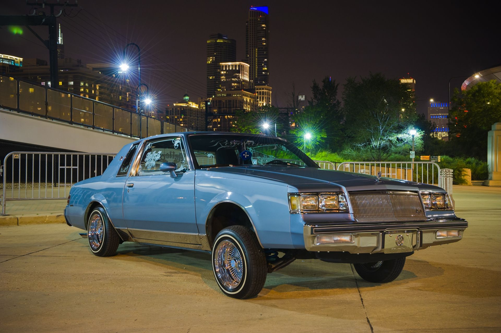 Cars With Hydraulics: Chicago Lowriders
