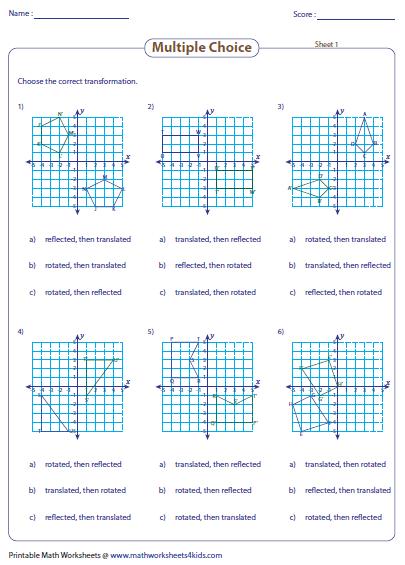 Transformation Worksheet 8th Grade Davezan Transition Words Worksheet Picture Graph Worksheets Time Worksheets