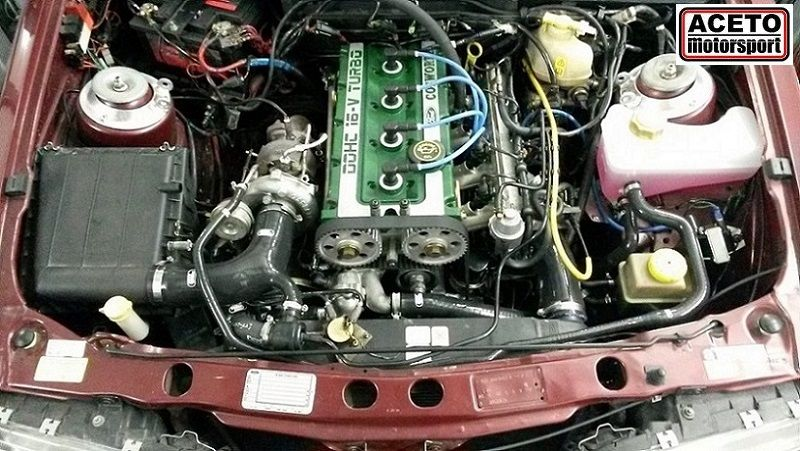 New Ford Cosworth YB engine by Aceto Motorsport | Cosworth