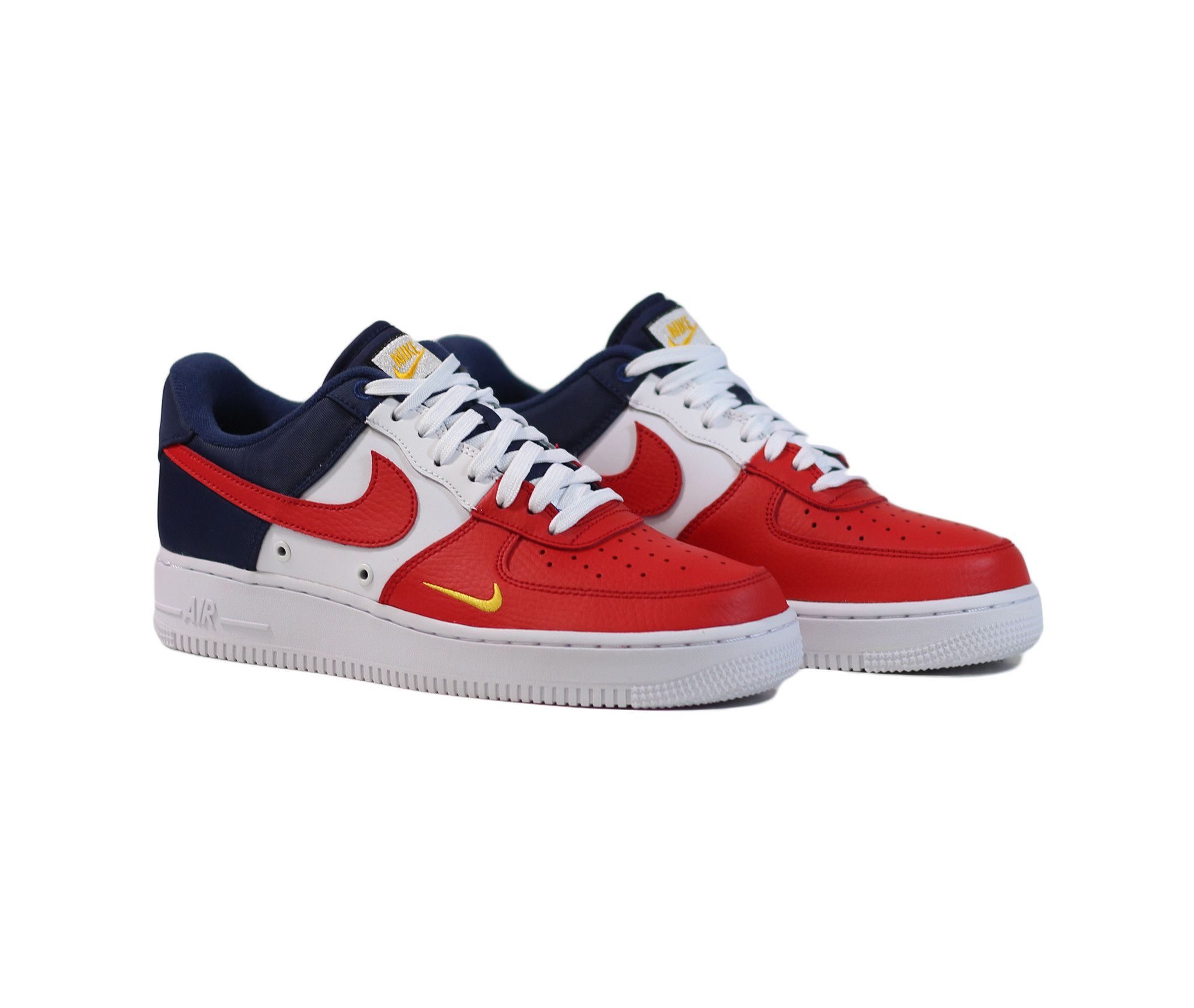 the latest 5ce15 48b6b NIKE Air Force 1 Low 07 LV8 - Obsidian/White-University Red | Products
