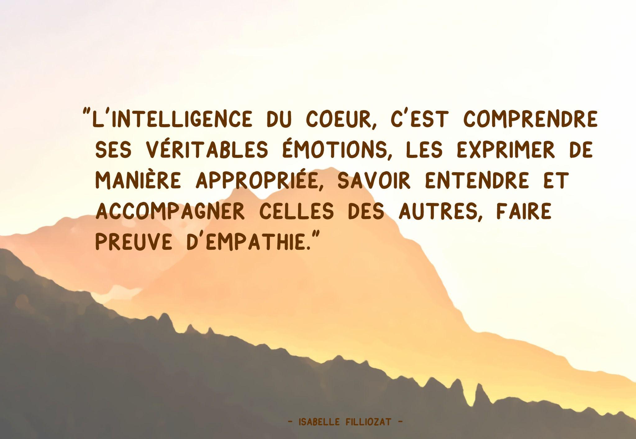 Isabelle Filliozat L Intelligence Du Coeur C Est