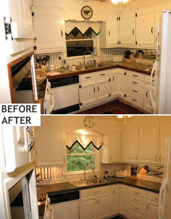 Painting Laminate Kitchen Cabinets Ideas
