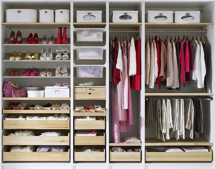 Pax Kast Ikea Google Zoeken Closets Walk In Closet