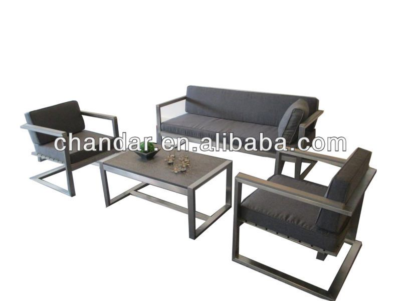 Nice Stainless Steel Sofa,Stainless Steel Sofa Set,Stainless Steel Leather Sofa  $1~$299