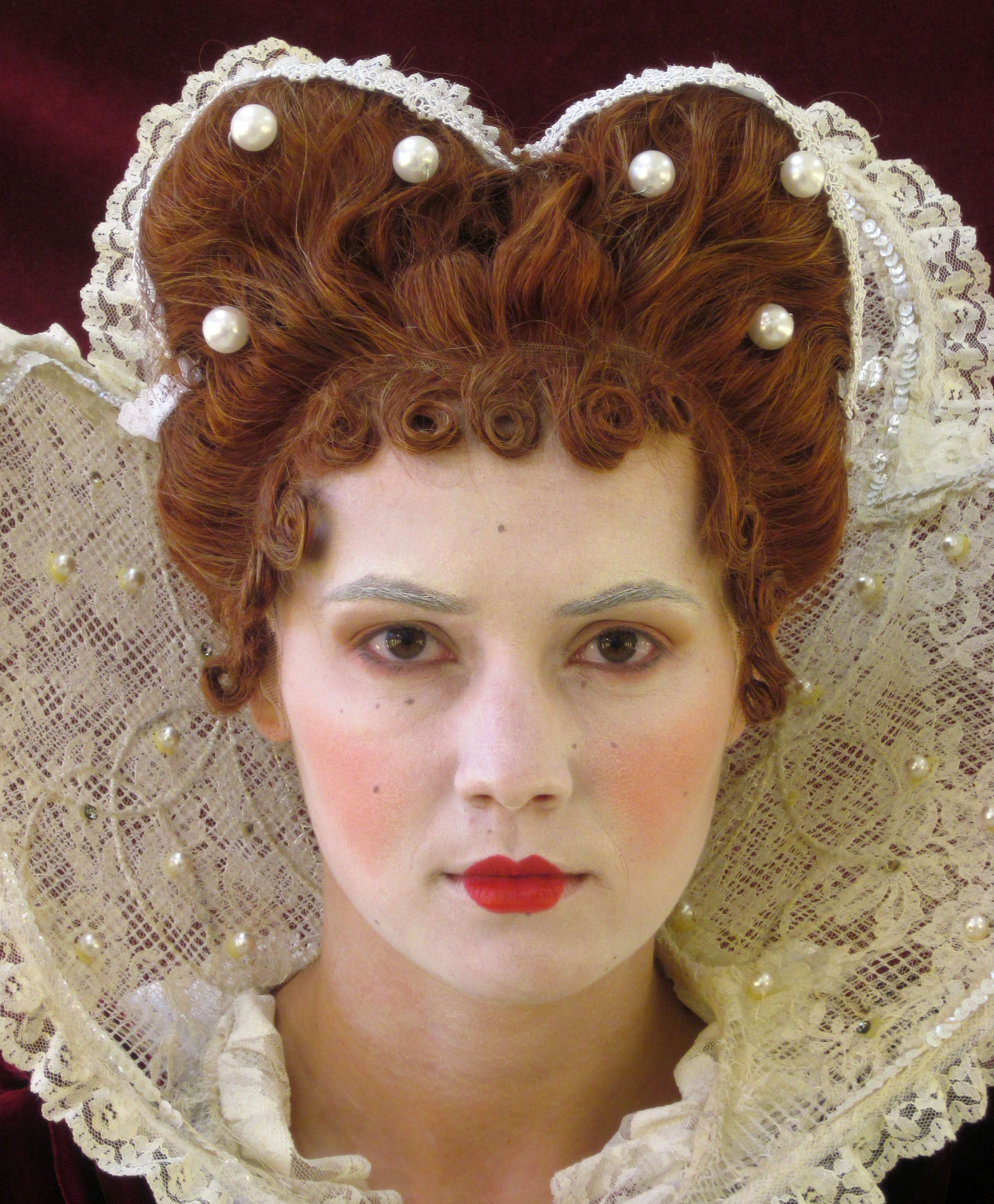 beautiful elizabethan hairstyles for women | hairstyles 2014
