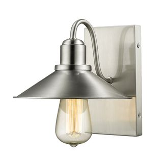 Z-Lite Casa 1-Light Wall Sconce - Overstock™ Shopping - Top Rated Z-Lite Sconces & Vanities