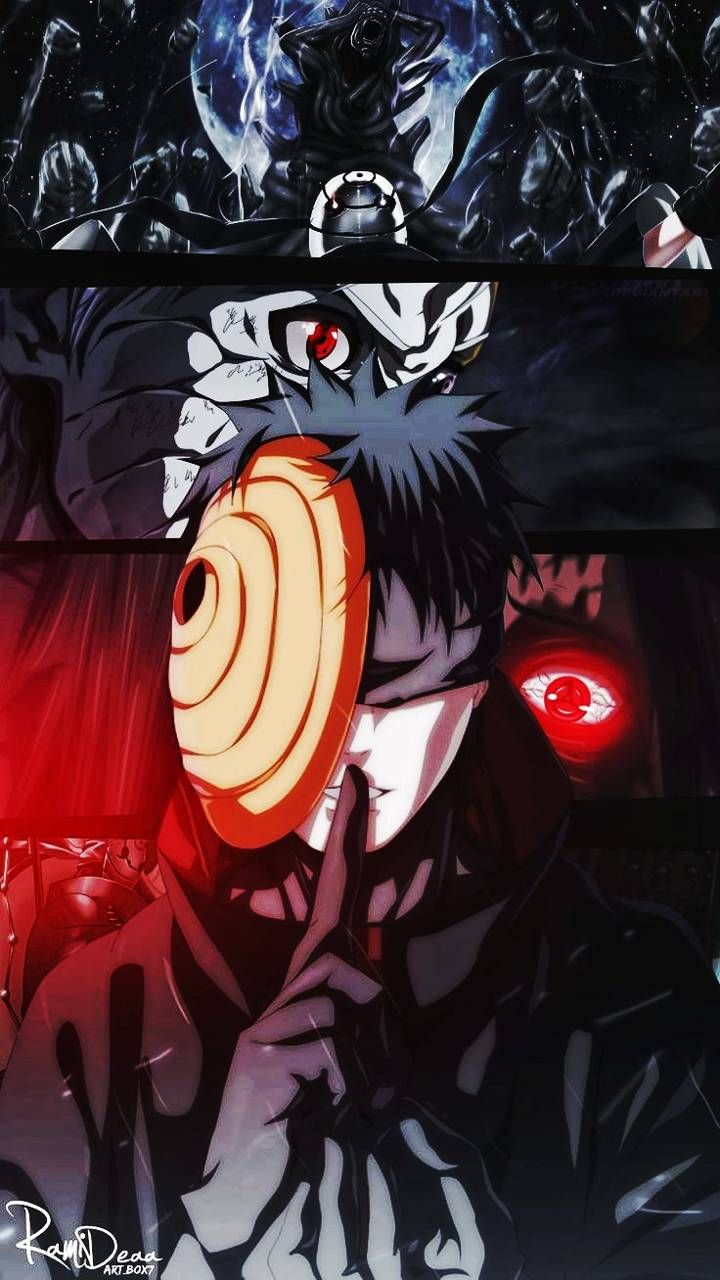 Obito wallpaper by PhOeNiX2712 - aea2 - Free on ZEDGE™