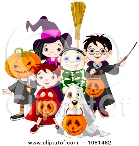 halloween kid clip art - Google Search | Halloween kids ...