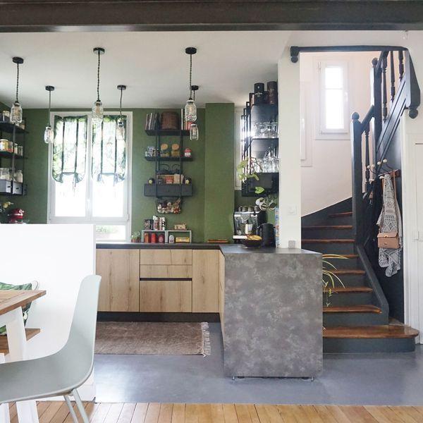 Déco Maison Meuliere: Maison Essonne : Une Meulière De 70 M2 Rénovée