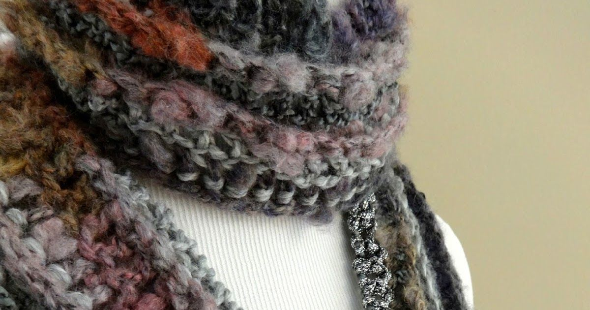 The Pixie Dust Scarf is an elegant and artsy scarf that is crocheted lengthwise.  A combination of double crochet and front post double...