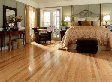 Red Oak Is America S Most Popular Choice For Wood Floors It S The Industry Benchmark When Rating Hardn Red Oak Floors Wall Decor Bedroom Oak Bedroom Furniture