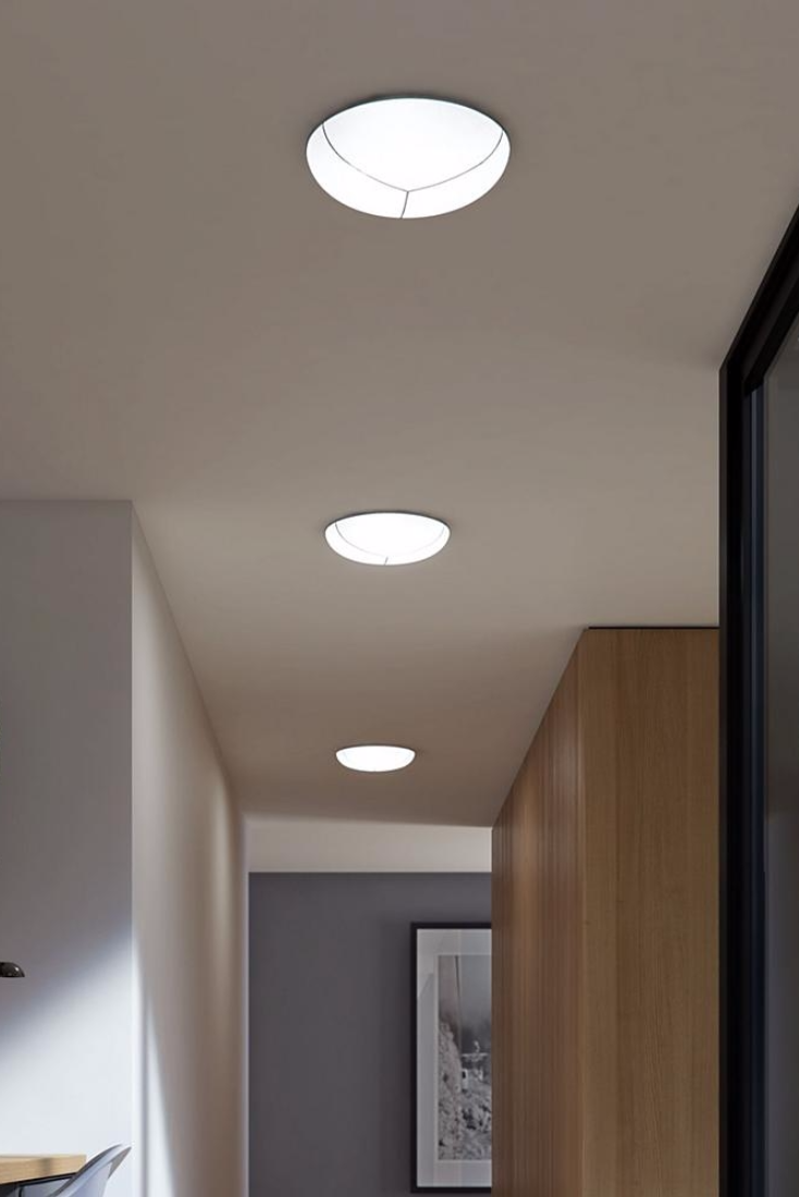 Tegan Led Flushmount By Tech Lighting Ceiling Lights Living Room