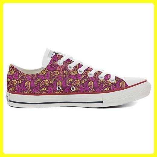 Make Your Shoes Converse Customized Adulte - chaussures coutume (produit artisanal) Back Groud Paisley size 35 EU F3dMvdCHk