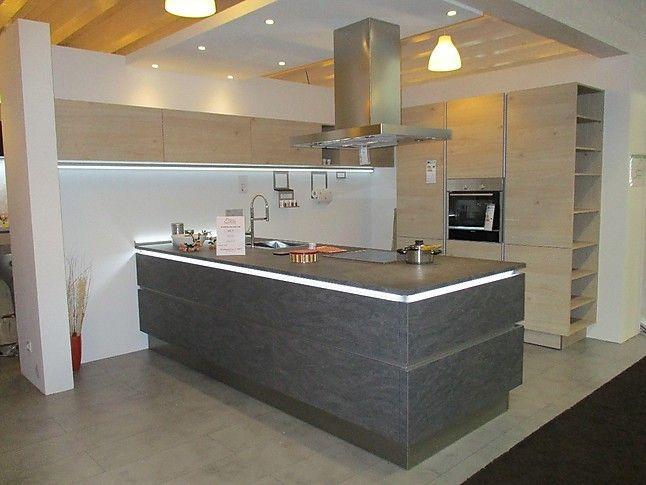 Nolte Musterküche (Ausstellungsküche, Nolte Küchen): Ausstellungsküche In  Weilbach   Süd Von