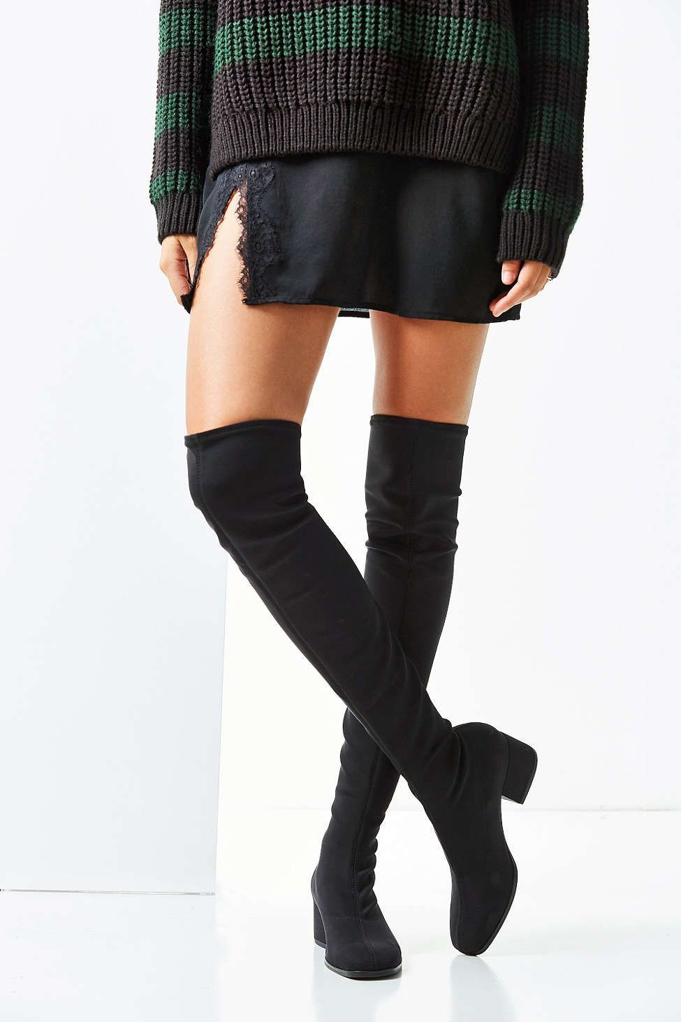 cd58e3d23fe Vagabond Daisy Over-The-Knee Boot - Urban Outfitters