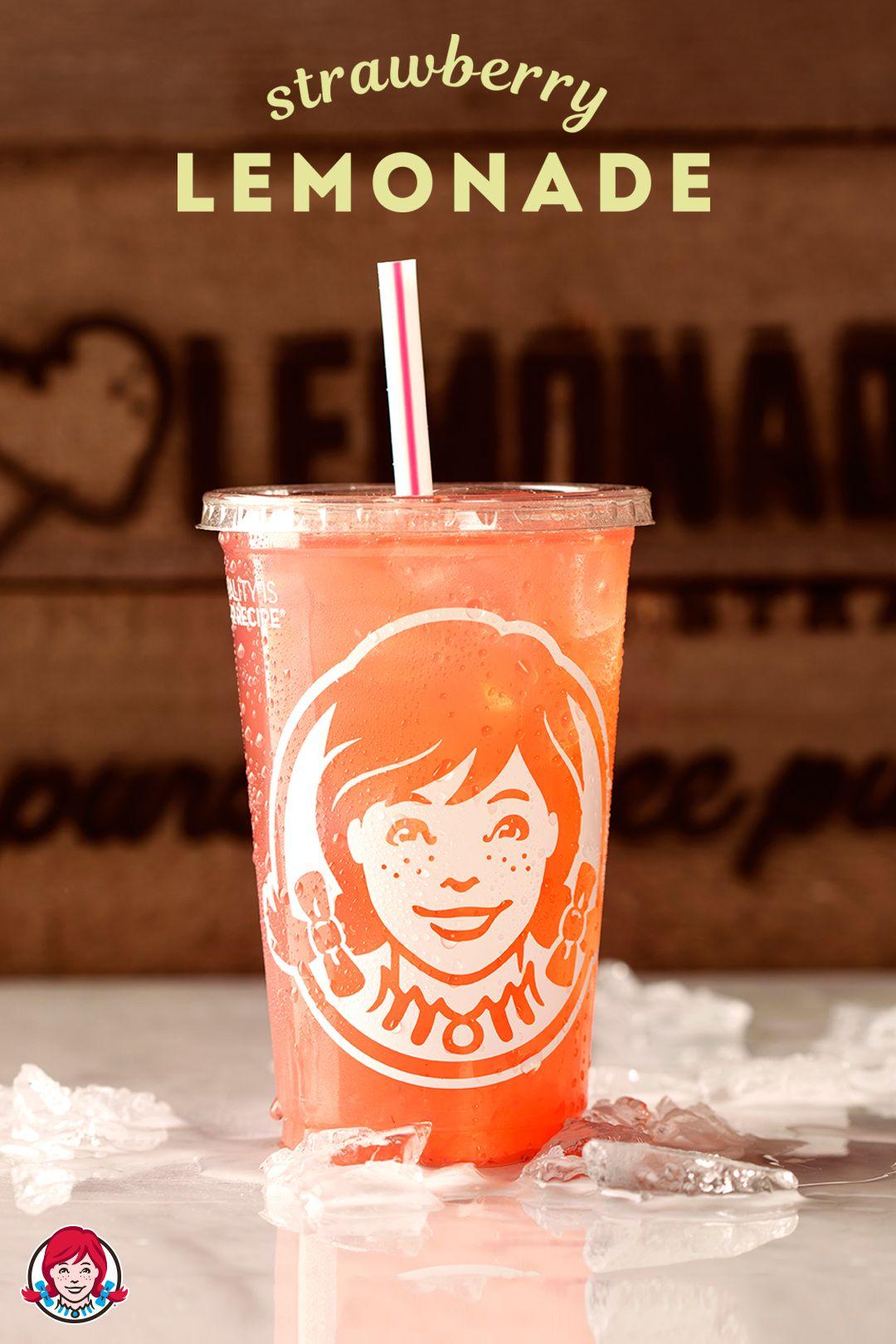 Wendy\'s real Strawberry Lemonade tastes like an All-American summer ...
