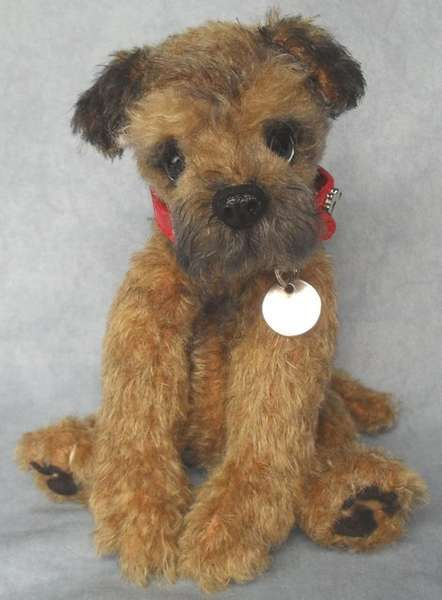 Tilly By Jacqui Wickenden Hand Sculpture Border Terrier