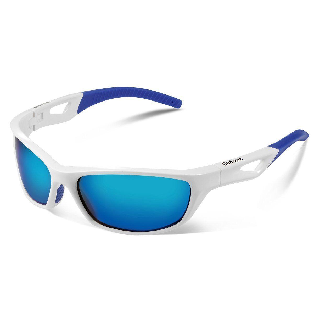 c2154c482a Duduma Polarized Sports Sunglasses for Mens Womens Baseball Fishing Golf  Running Cycling Driving Softball Hiking Floating Unbreakable Shades Tr80821