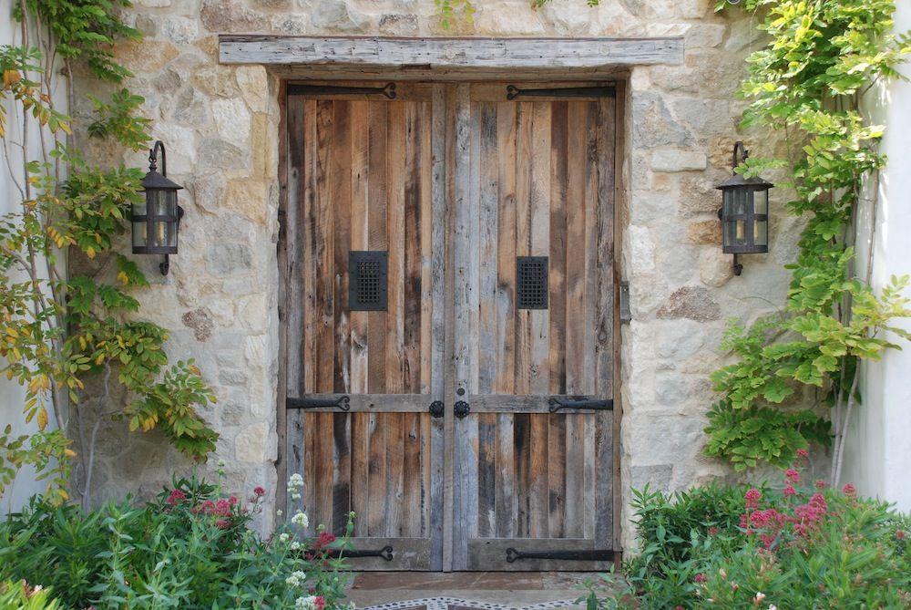 Custom-made Wrought Iron hardware Judas doors strap hinges locking mechanism. Made in France. & Custom-made Wrought Iron hardware: Judas doors strap hinges ...