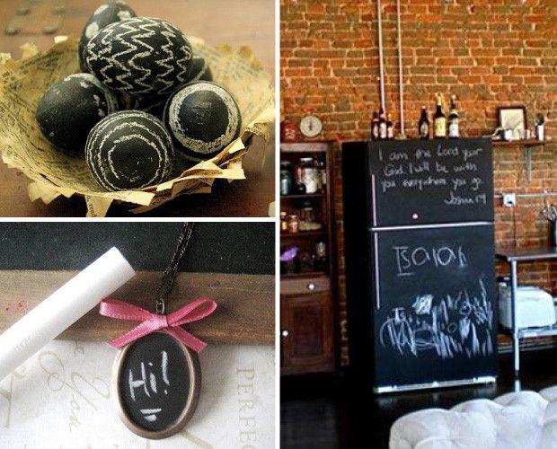 17 chalkboard paint diy crafting ideas diy for yourself 17 chalkboard paint diy crafting ideas solutioingenieria Choice Image