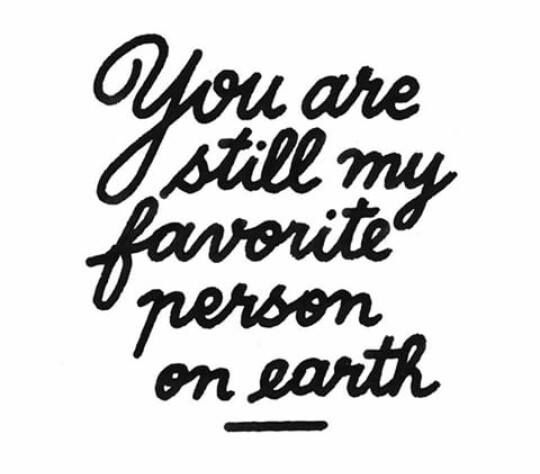 youre My Favourite Person Ever Fridge Magnet By Ellie
