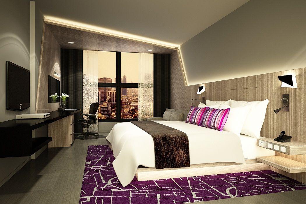 The gorgeous, brand new BEST WESTERN PREMIER Sukhumvit #Hotel in #Bangkok.