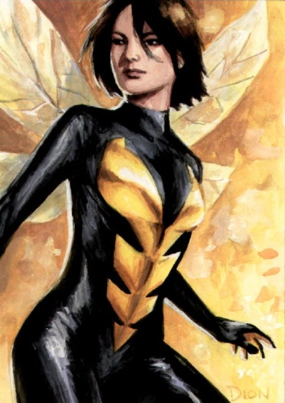 Off My Mind: Marvel's Most Iconic Female Character - Marvel