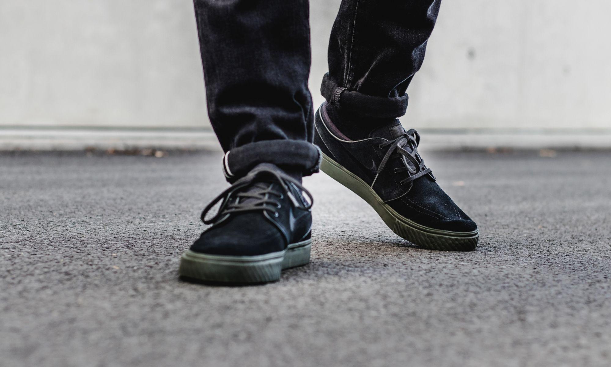 Details zu Sneakers Schuhe Herren Nike SB Stefan Janoski Größe 42 Streetwear Skater Design
