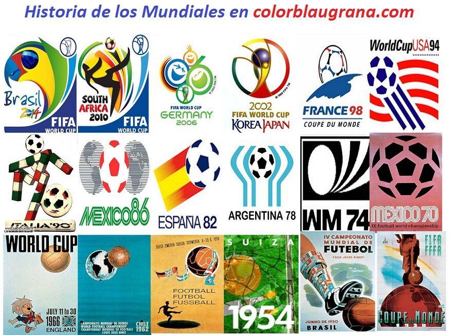 Historia De Los Mundiales De Futbol Mundial De Futbol Futbol Copa Mundial De Futbol