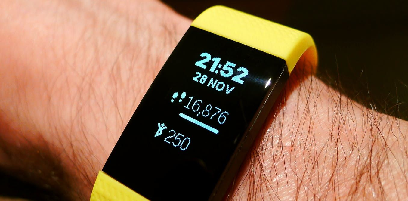 Could your fitbit data be used to deny you health