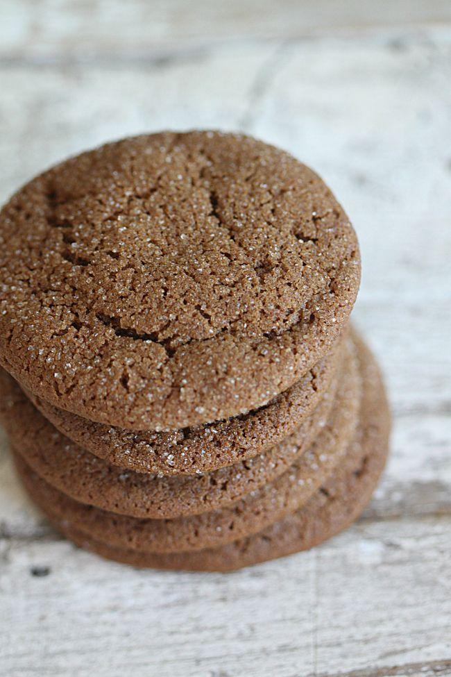 Blackstrap Molasses Cookies Recipe Cookies Pinterest Cookies