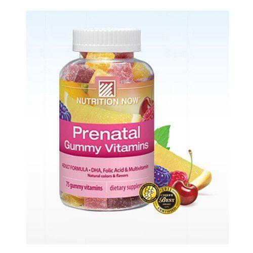 Prenatal Gummy Vitamin With Iron