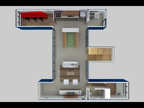 Diy Shipping Container Home Plans, Shipping Container Home Designs ...