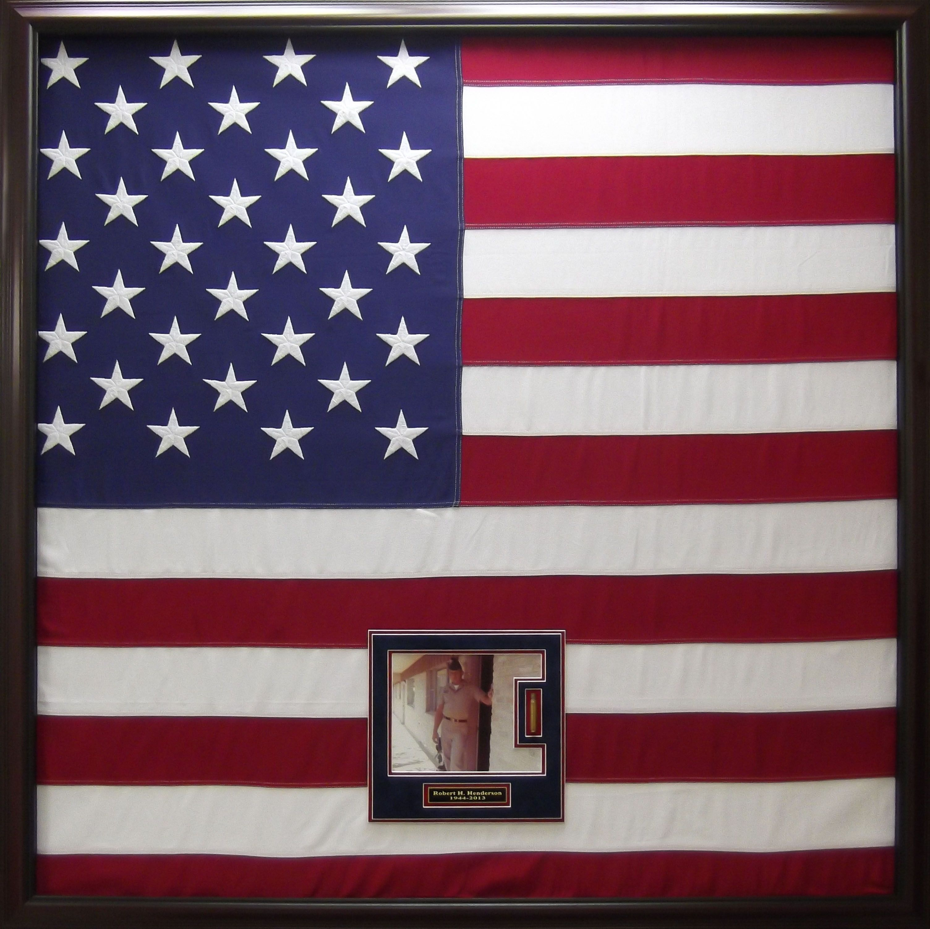 In honor of an American Veteran and his service. #Flags #Military ...