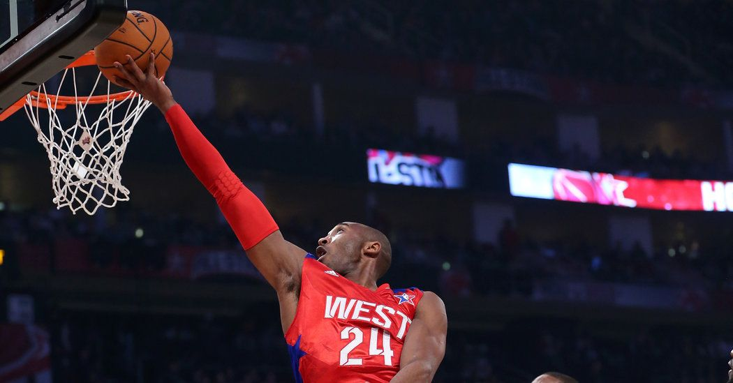 The N.B.A. AllStar Game Gets Major Changes, and a Kobe